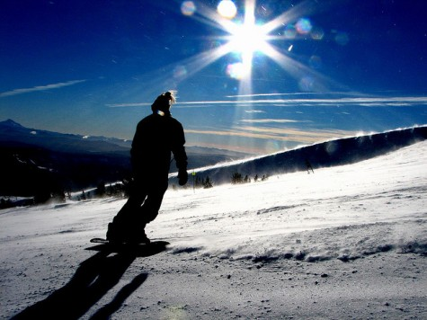 Winter Sports are Here