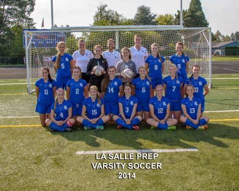Girls Soccer Looks to Make Statement in 5A