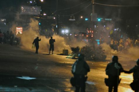 La Salle Students React to Ferguson