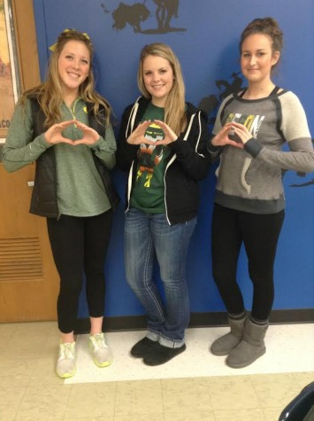 Students Show Duck Spirit Ahead of National Championship