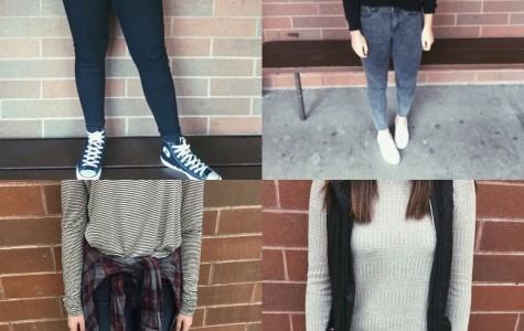 Women's Fall Fashion at La Salle
