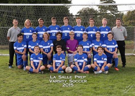 La Salle Boys Soccer Team: On a Roll