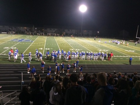 La Salle Football Finishes With Improved Season