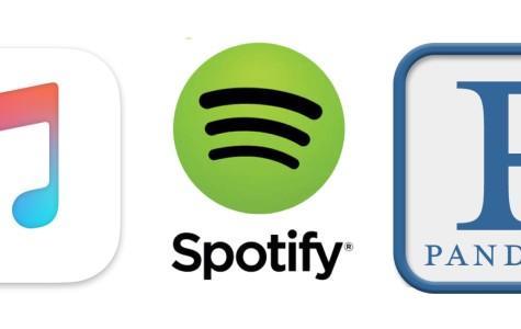Apple Music vs Spotify vs Pandora