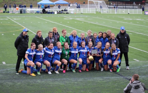 Girls Soccer Secures 2nd Place Trophy