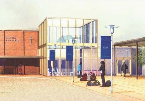 La Salle Begins Major Construction on May 2nd, First Phase of Modernization Plan