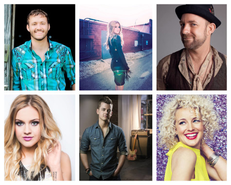 Six Up-And-Coming Country Artists You Don't Want to Miss
