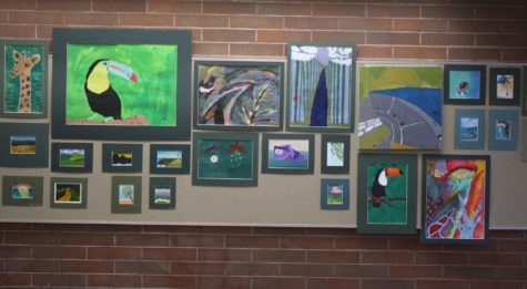 Highlights from La Salle's 2016 Annual Art Show