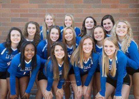 Falcon Volleyball Team Starts off Season Strong