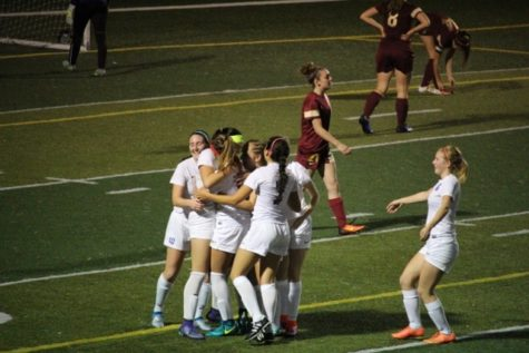With 2-0 Victory Against Crescent Valley, Girls Soccer Heads to State Championship