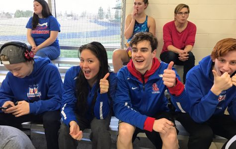 La Salle Swim Team is Looking to Make a Splash at State