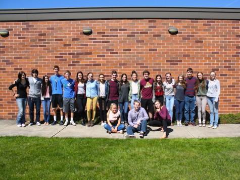 2014-2015 staff second semester
