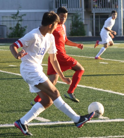 Boys Soccer Making Their Mark In The 2014 Season