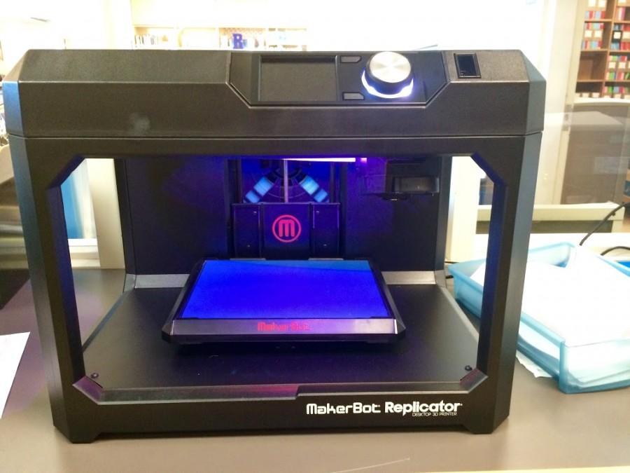 Anonymous Family Donates 3D Printer