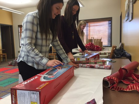 Wrapping Party 2014