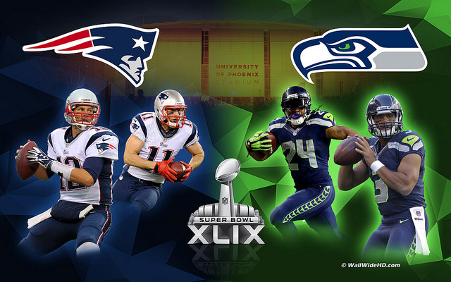 Patriots Leave Seahawks Deflated  in Super Bowl XLIX