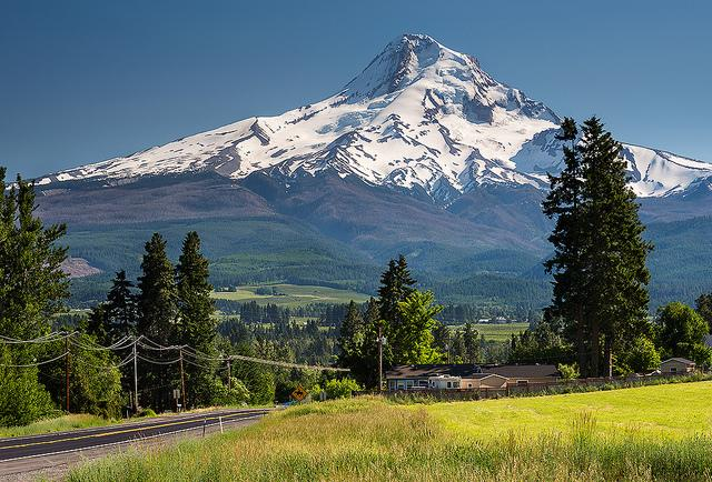 La Salle's Outdoor Club plans on snowshoeing on Mt. Hood as the weather improves.