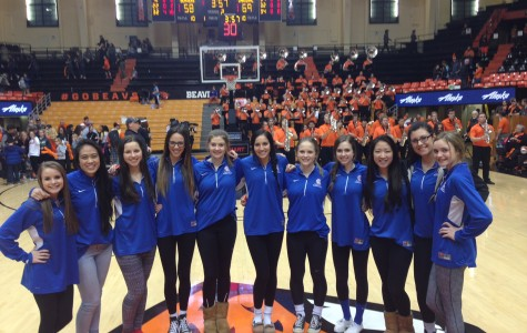Ranked #2 in State, Girls Basketball Heads to Gill Coliseum