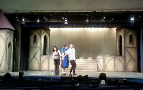 """""""Once Upon A Mattress"""" Opens Friday Night"""