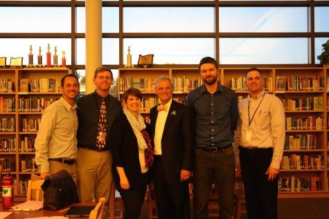 Congressman Earl Blumenauer Visits La Salle