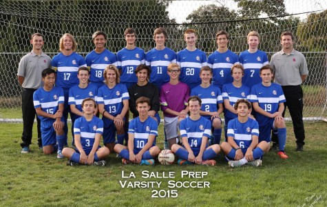 La Salle Boys Soccer Team: On a Roll
