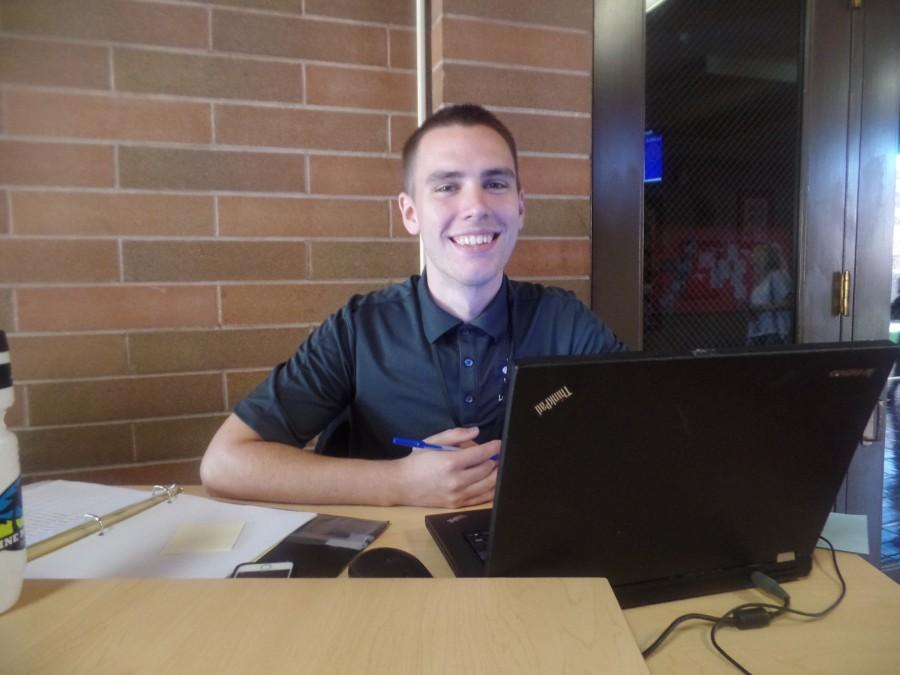 Meet La Salle's Campus Safety Monitor: Matthew Weichold