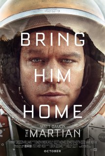 The Martian Flies to the Top of the Box Office