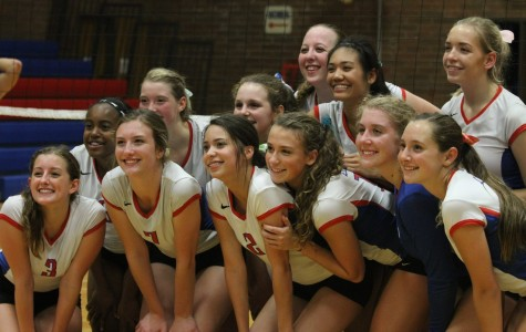 Volleyball Heads Towards Postseason in Great Position