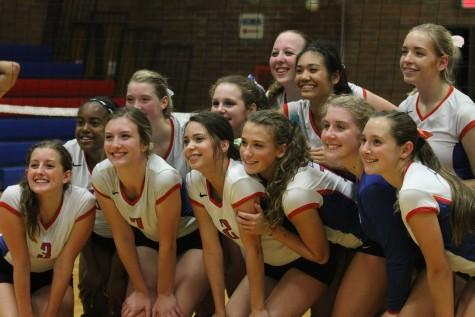 Volleyball Heads Towards Postseason in Great Position
