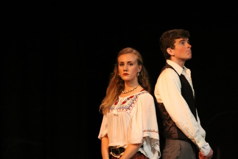 'Midsummer Night': Another Success for the Drama Department