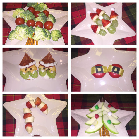 Easy, Healthy, and Festive Holiday Snacks