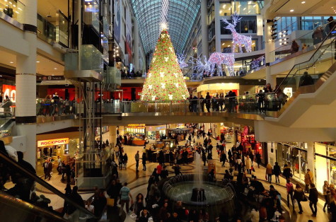 Materialism Takes Away from the True Meaning of Christmas