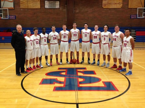 Boys Basketball Begins 2-3 in League Play, Aims to Continue Improving