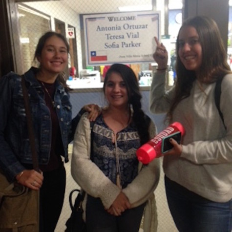 Chilean Exchange Students Reflect on Six Weeks at La Salle