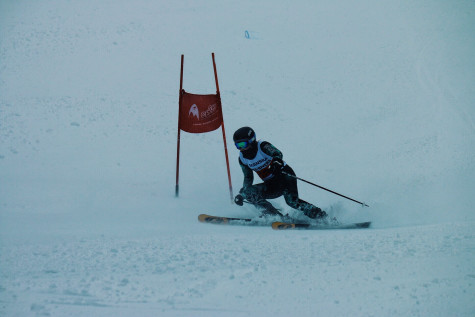 Photo Feature: The Girls Ski Team Is Headed to State
