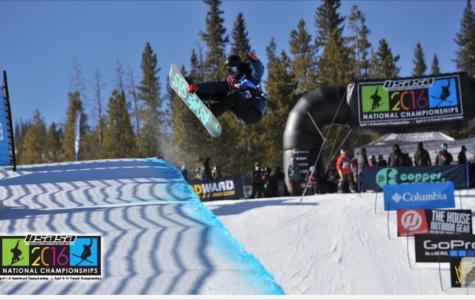 Kiana Christensen Dominates USASA National Snowboard Competition