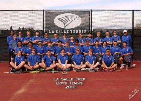 Girls Tennis Springs Into The Season