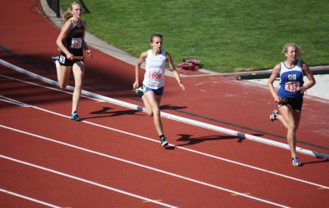 Track and Field Raced to a Strong Finish