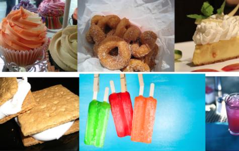 Sweet and Citrusy Summer Treats
