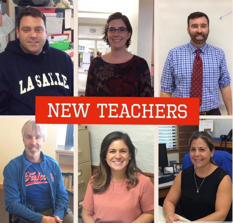 La Salle Welcomes 13 Staff Members