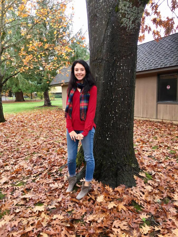 Student of the Week: Stella Tompkins