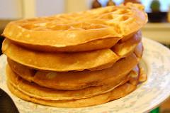 """Wunderwaffle"": La Salle's Unofficial Breakfast Club"