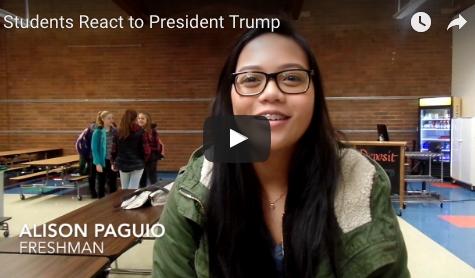 La Salle Students React to President Trump