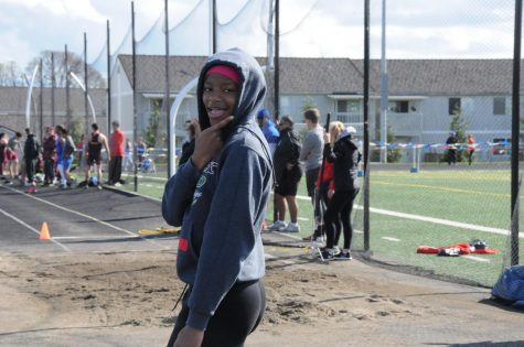 Track Star Philicia Robinson Sets Her Eyes on State