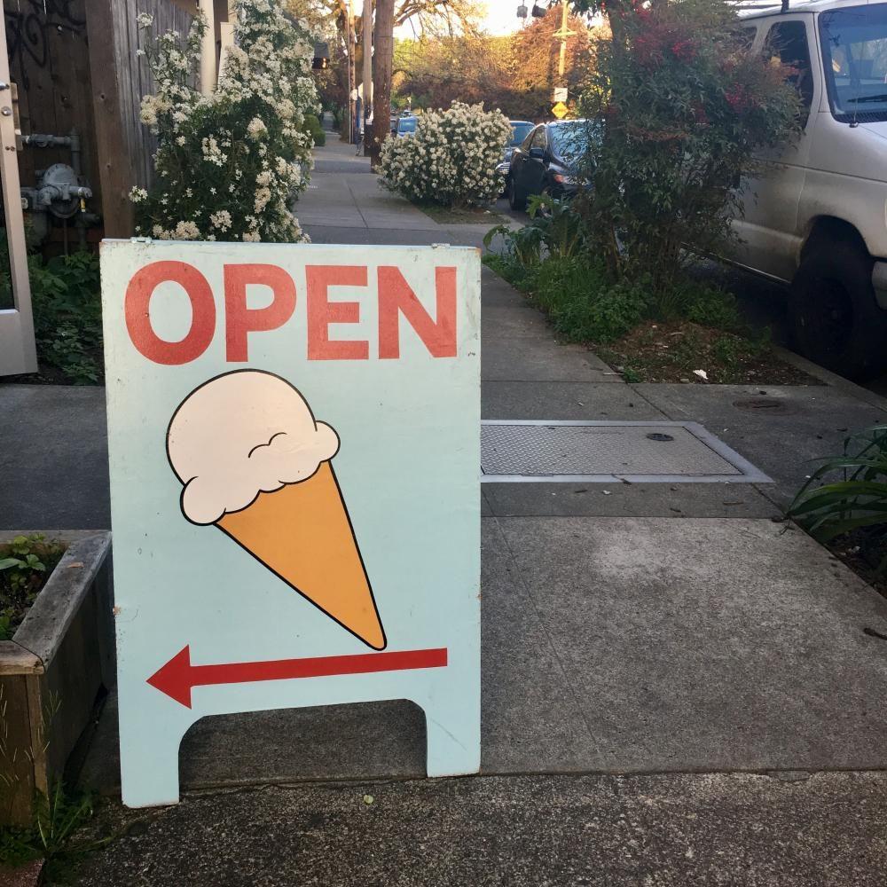 Why Portland? Signature Ice Cream Shops