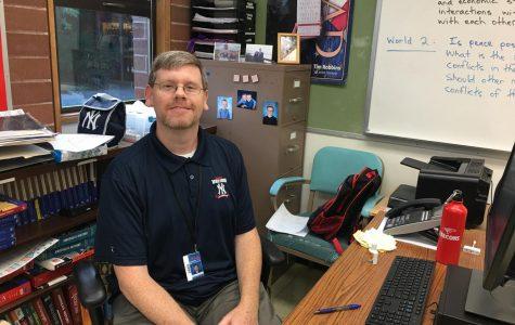 Teacher of the Week: Mr. Hegarty