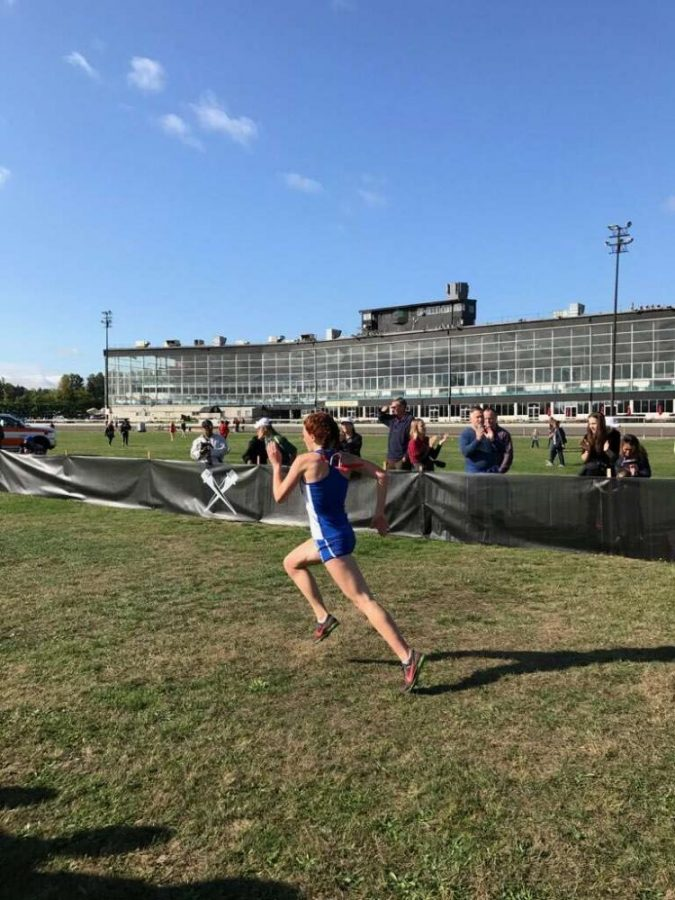 Falcon Cross Country Takes Flight Toward Districts and State