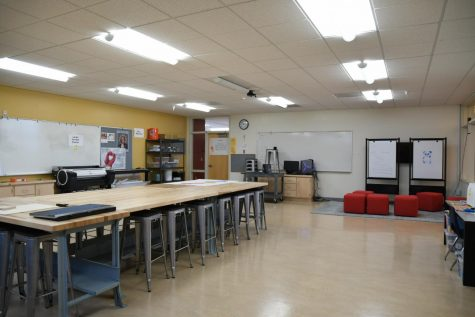 New Creator Space Provides Place for Students to Design and Innovate