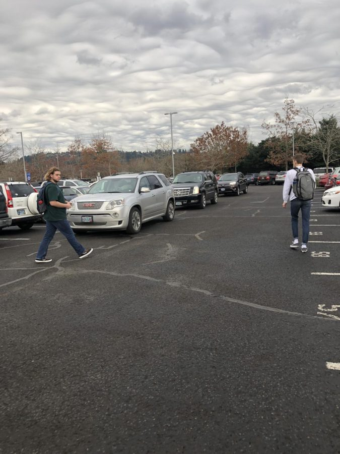 Why Changes Are Desperately Needed in the School Parking Lot