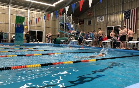 Swim Team Dives In To A New Season